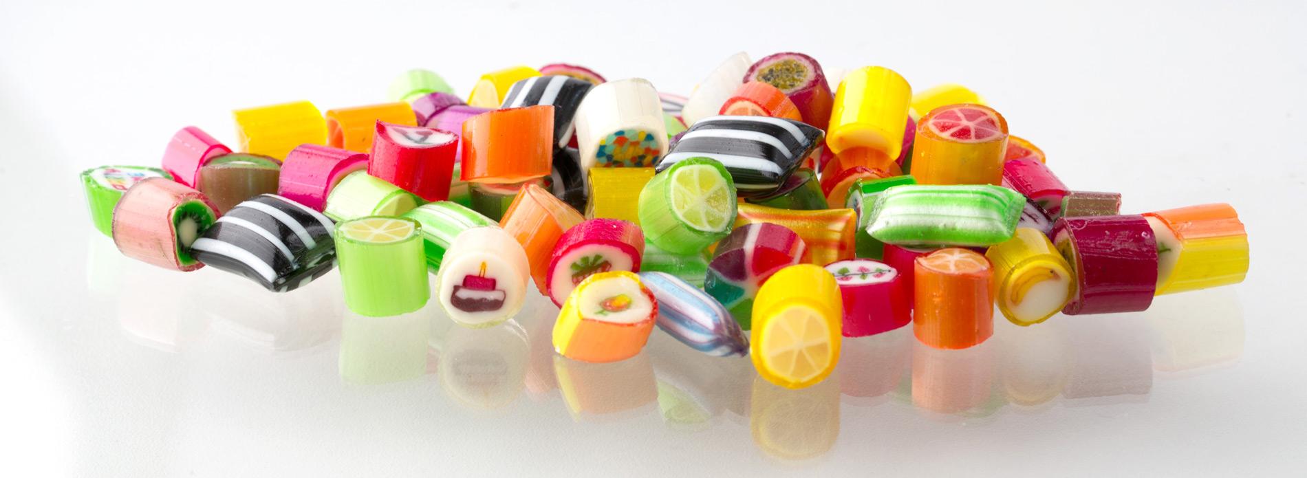 Confiserie, de beaux produits chez Cure Gourmande